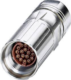 Prise mâle EPIC® SIGNAL M17 D6 LappKabel 44423102 argent 5 pc(s)
