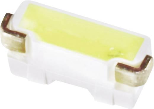 SMD-LED Sonderform Weiß 500 mcd 110 ° 20 mA 3.5 V Everlight Opto 99-113UTC/710/TR8