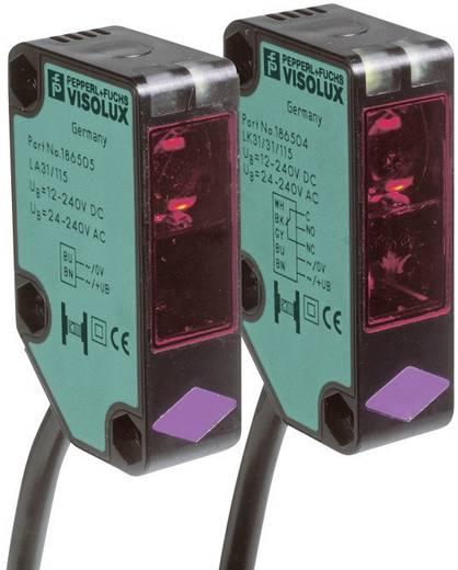 Einweg-Lichtschranke LA31/LK31/25/31/115 SET2 Pepperl & Fuchs hellschaltend 12, 24 - 240, 240 V/DC, V/AC 1 Set