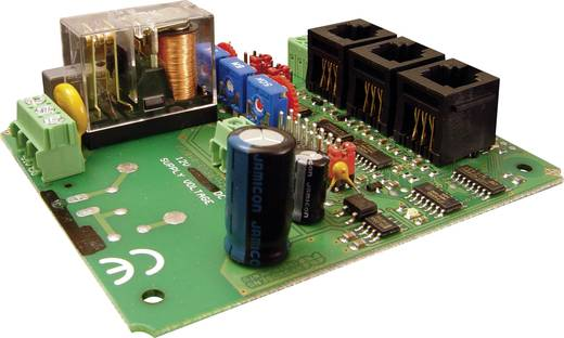 Universal-Schaltmodul 1 St. Universal-Schaltmodul, Platine für 12 V/DC B+B Thermo-Technik Betriebsspannung: 12 V/DC (L