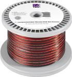 Lautsprecherkabel 2 x 1.35 mm² Rot, Schwarz TRU COMPONENTS 1565455 100 m
