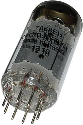 Elektronenröhre 7868 Strahlpentode 300 V 116 mA Polzahl: 9 Sockel: Magnoval Inhalt 1 St.