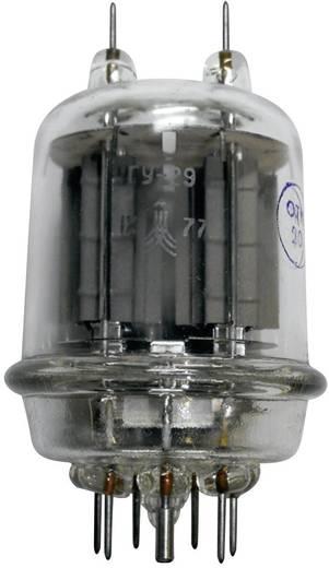 Elektronenröhre 829 B = GU 29 = SRS 4453 Doppelstrahlpentode 600 V 110 mA Polzahl: 7 Sockel: Septar Inhalt 1 St.