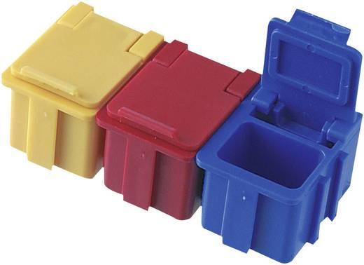 ESD-SMD-Box (L x B x H) 16 x 12 x 15 mm leitfähig Licefa N1-11-11-8-8