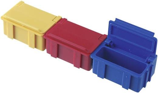 ESD-SMD-Box (L x B x H) 37 x 12 x 15 mm leitfähig Licefa N2-11-11-8-8
