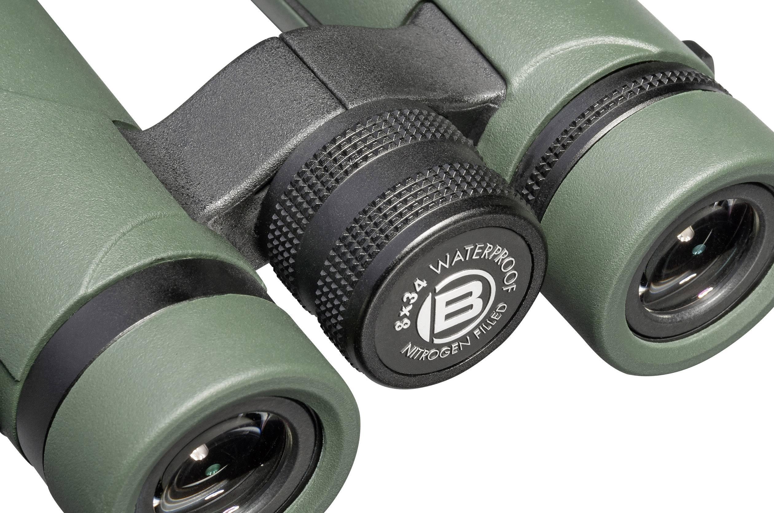 Bresser Fernglas Mit Entfernungsmesser : Bresser optik dachkant fernglas grün kaufen
