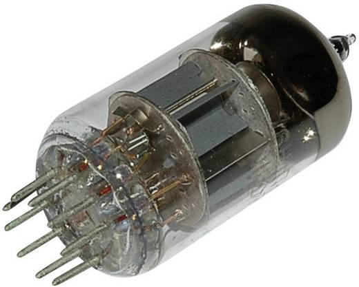 Elektronenröhre 6 N 1 P = 6 H 1 n Doppeltriode 250 V 10.5 mA Polzahl: 9 Sockel: Noval Inhalt 1 St.