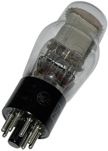 Elektronenröhre 2050 = 2050 W Thyratron 180 V 200 mA Polzahl: 8 Sockel: Oktal Inhalt 1 St.