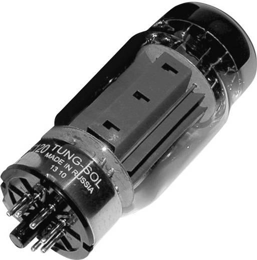Elektronenröhre KT 120 Pentode 400 V 135 mA Polzahl: 8 Sockel: Oktal Inhalt 1 St.