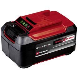 Náhradný akumulátor pre elektrické náradie, Einhell Power X-Change Plus 18V 5,2Ah P-X-C 4511437, 18 V, 5.2 Ah, Li-Ion akumulátor