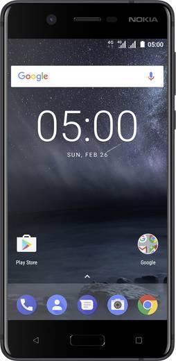 Nokia 5 LTE-Dual-SIM Smartphone 13.2 cm (5.2 Zoll) Octa Core 16 GB 13 Mio. Pixel Android™ 7.1 Nougat Schwarz