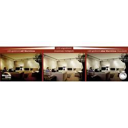 LED vstavané svetlo Philips Lighting Shellbark 5020331P0, 13.5 W, sada 3 ks, biela