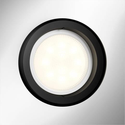 philips lighting hue einbauleuchte milliskin gu10 5 5 w warm wei neutral wei tageslicht wei. Black Bedroom Furniture Sets. Home Design Ideas