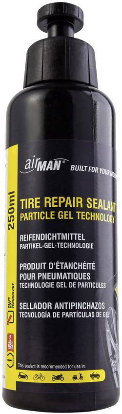 Image of Reifen-Dichtmittel Airman 61-069-013 Valve Out Sealant 250 (L x B x H) 55 x 55 x 190 mm