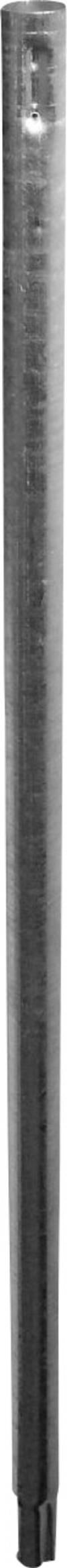 Steckmast A.S. SAT 36151 Silber