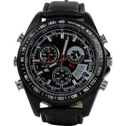 Bezpečnostná kamera Technaxx TX-93 4716, v hodinkách, 8 GB