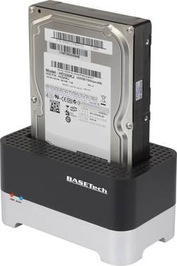 Dokovací stanice pro pevný disk Basetech BT-DOCKING-01 BT-1574936, SATA, USB 3.0