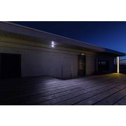 LED vonkajšie osvetlenie s PIR senzorom GP Batteries RF1.1 810SAFEGUARDRF1.1, N/A, čierna