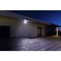 LED vonkajšie osvetlenie s PIR senzorom GP Batteries RF2.1 810SAFEGUARDRF2.1, čierna