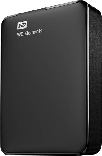 Western Digital Elements™ Externe Festplatte 6.35 cm (2.5 Zoll) 4 TB Schwarz USB 3.0