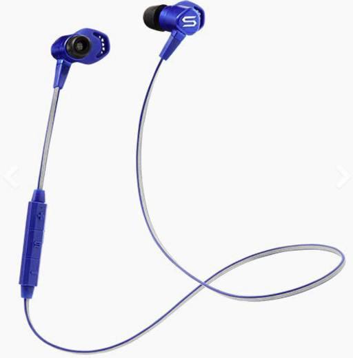 SOUL Run Free Pro HD Bluetooth® Sport Kopfhörer In Ear Lautstärkeregelung Blau