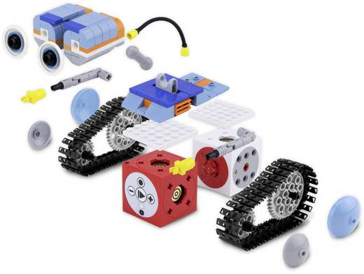TINKERBOTS Roboter Bausatz My first Robot Set