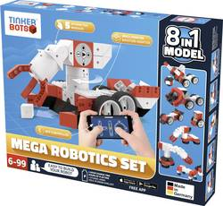Stavebnice robota TINKERBOTS Robotics Mega Set