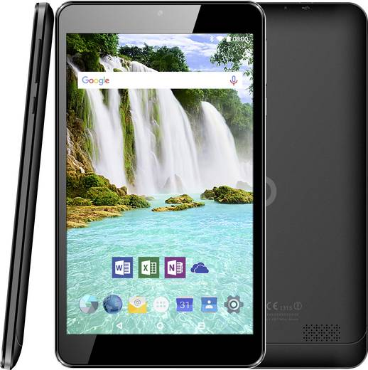odys nova x7 android tablet 17 8 cm 7 zoll 8 gb wi fi. Black Bedroom Furniture Sets. Home Design Ideas