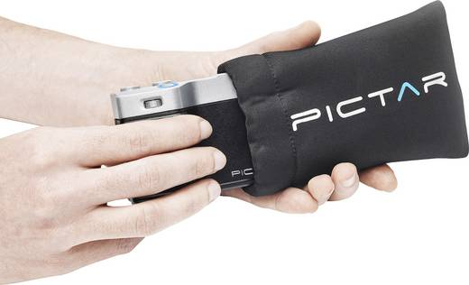 PICTAR One iPhone Kameragriff Schwarz
