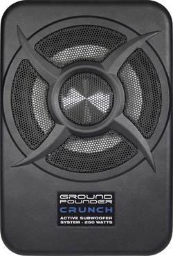 Image of Crunch GP810 Auto-Subwoofer aktiv 250 W