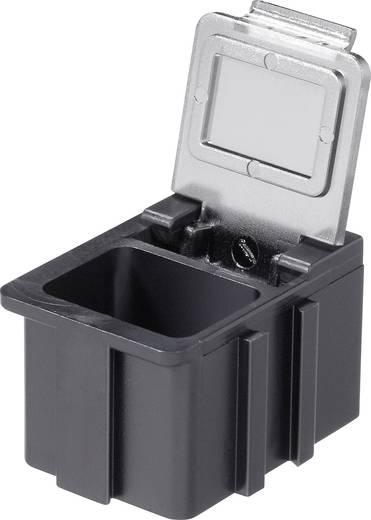 ESD-SMD-Box (L x B x H) 16 x 12 x 15 mm leitfähig Licefa