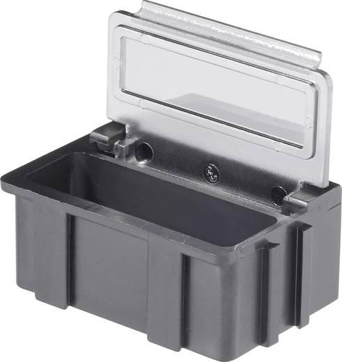 ESD-SMD-Box (L x B x H) 37 x 12 x 15 mm leitfähig Licefa