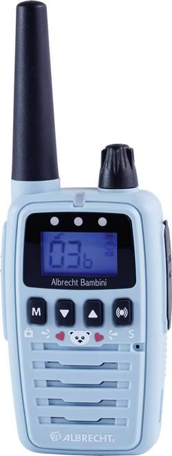 Image of Albrecht Bambini 29871 Babyphone Analog 446 MHz