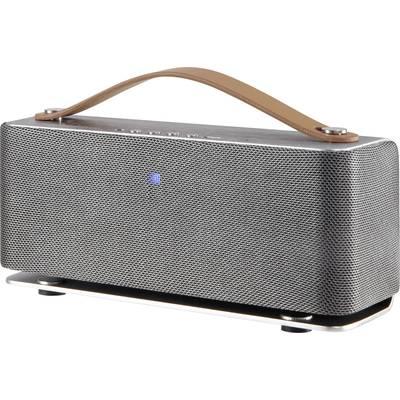 Bluetooth® Lautsprecher 4.0 Renkforce RockBox1 Freisprechfunktion, AUX Silber Preisvergleich