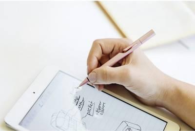 Penna per touchscreen Adonit Mini 3 Rosa oro