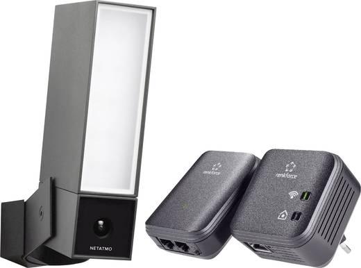 netatmo presence renkforce dlan pl500d wifi wlan ip. Black Bedroom Furniture Sets. Home Design Ideas