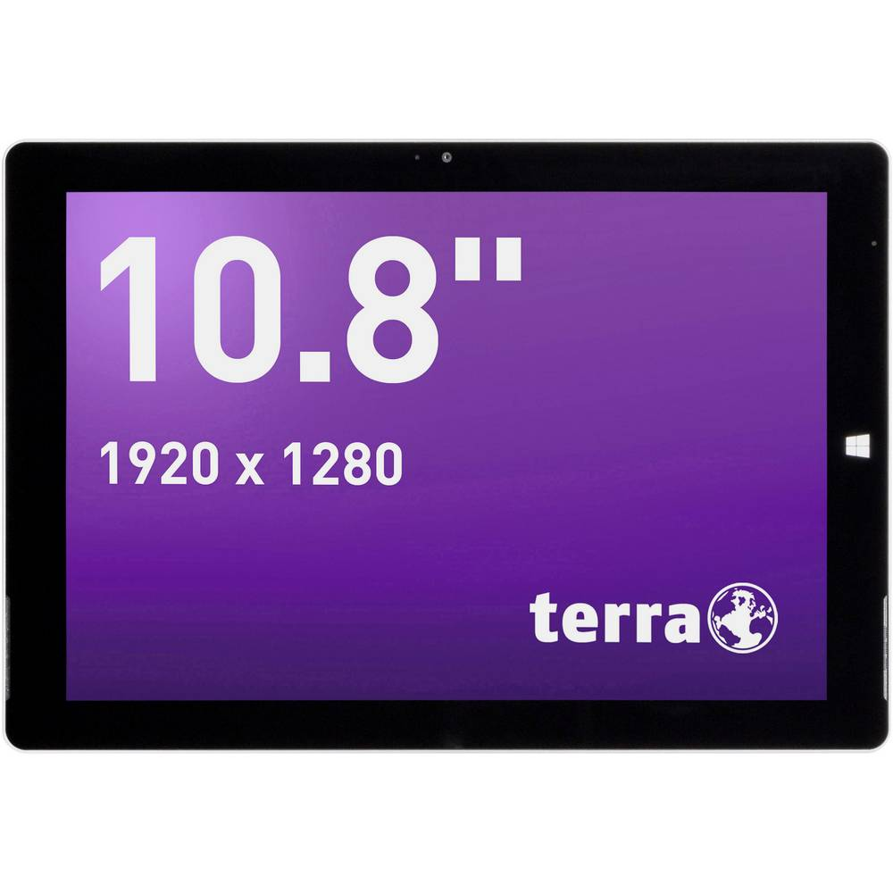 tablette windows 2 en 1 10 8 pouces terra 1062 x5 z8350 64. Black Bedroom Furniture Sets. Home Design Ideas