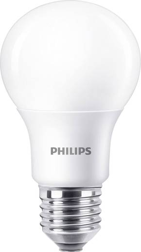 philips lighting led eek a a e e27 gl hlampenform 8 5 w 60 w warmwei dimmbar warmglow. Black Bedroom Furniture Sets. Home Design Ideas
