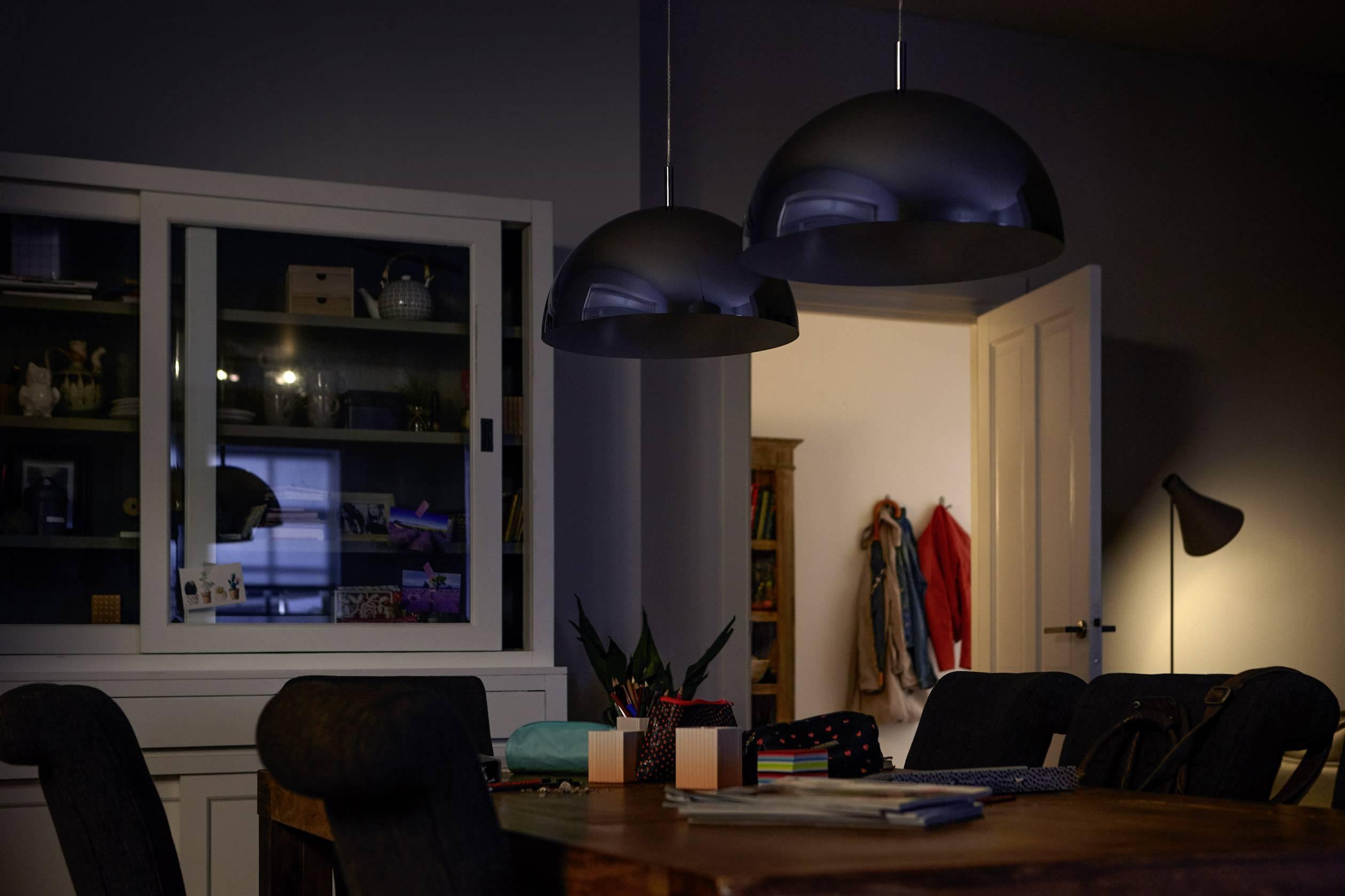 Philips lighting led e glühlampenform w w warmweiß Ø