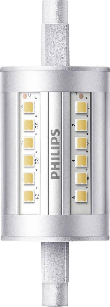 929001339001 Lighting De Led R7s 5 W60 Tube Philips 7 En Forme AjL3R54