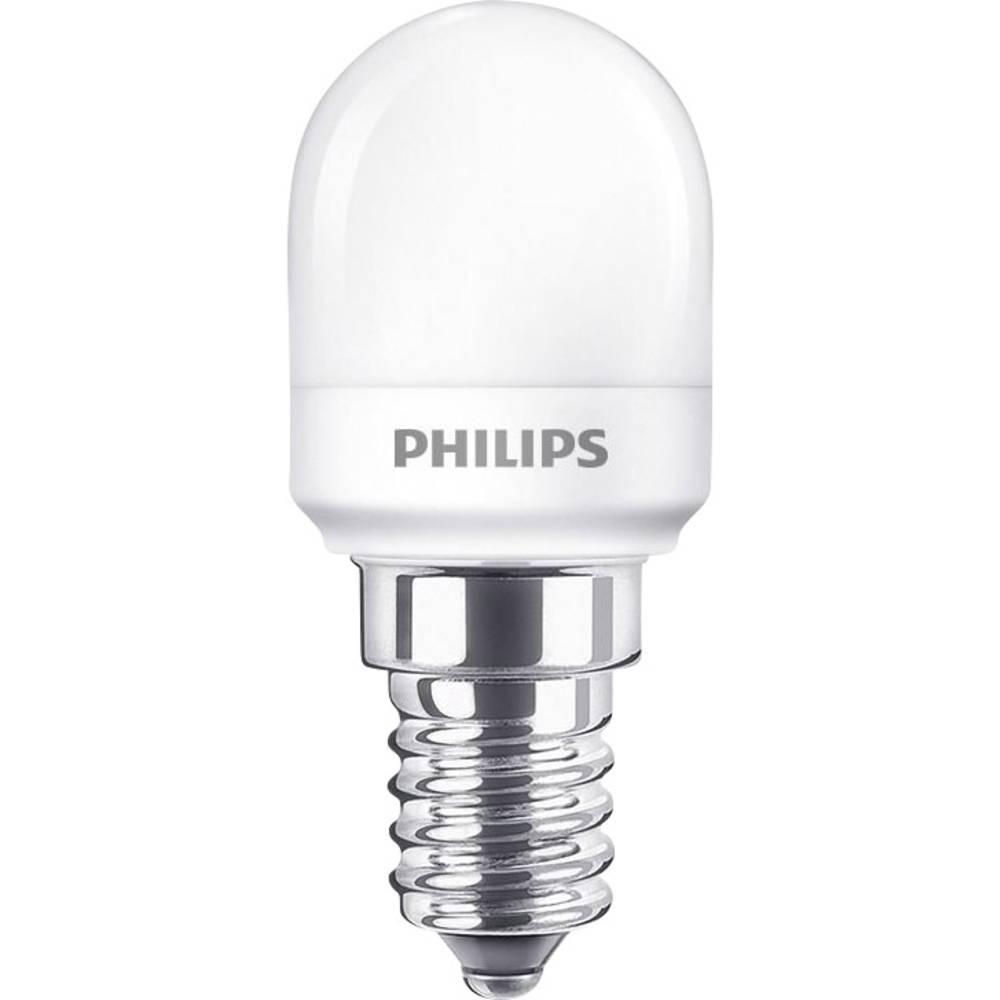 led k hlschrank leuchtmittel 59 mm philips lighting 230 v e14 1 7 w warm wei 1 st im conrad. Black Bedroom Furniture Sets. Home Design Ideas