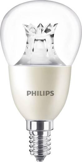 led e14 tropfenform 8 w 60 w warmwei eek a philips lighting dimmbar warmglow 1 st kaufen. Black Bedroom Furniture Sets. Home Design Ideas