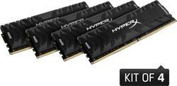 Kit de mémoire vive pour PC HyperX Predator HX430C15PB3K4/16 16