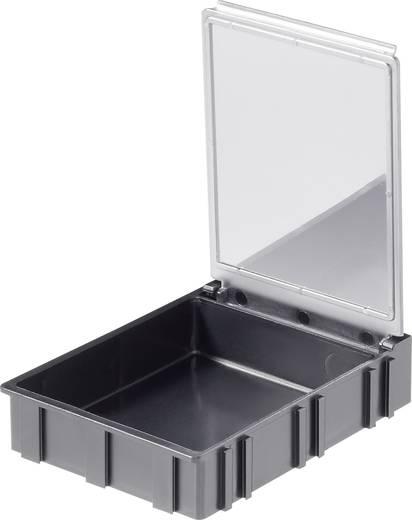 ESD-SMD-Box (L x B x H) 68 x 57 x 15 mm leitfähig Licefa