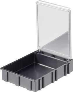 Image of ESD-SMD-Box (L x B x H) 68 x 57 x 15 mm leitfähig Licefa