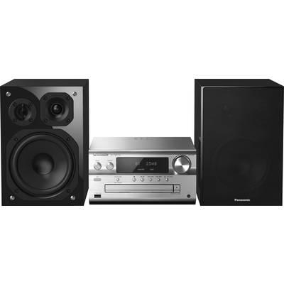 Stereoanlage Panasonic SC-PMX152EGS Air-Play, CD, DAB+, LAN, UKW, USB, WLAN, High-Resoluti Preisvergleich