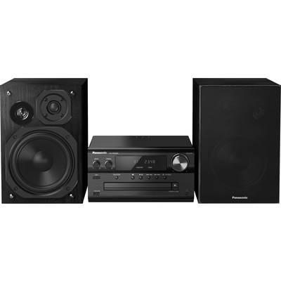 Stereoanlage Panasonic SC-PMX84EG-K Bluetooth®, DAB+, CD, UKW, USB, High-Resolution Audio  Preisvergleich