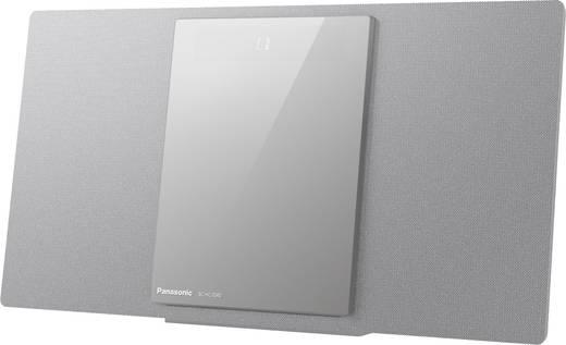 stereoanlage panasonic sc hc1040egs aux bluetooth cd dab internetradio ukw usb wlan. Black Bedroom Furniture Sets. Home Design Ideas