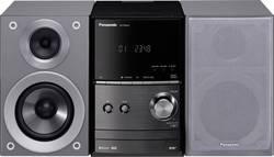 Stereo systém Panasonic SC-PM602EG-S, Bluetooth, DAB+, CD, FM, USB, stříbrná