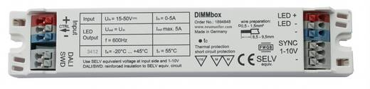 LED-Dimmer 5000 mA 50 V/DC DIMMbox Betriebsspannung max.: 50 V/DC